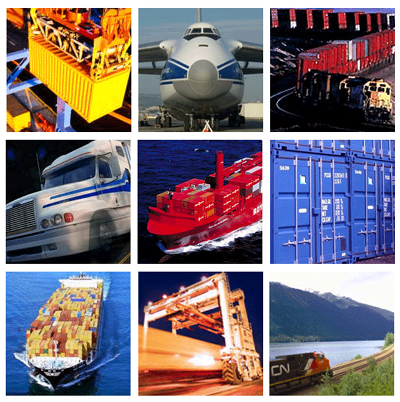 Brokers worldwide shipping tracking